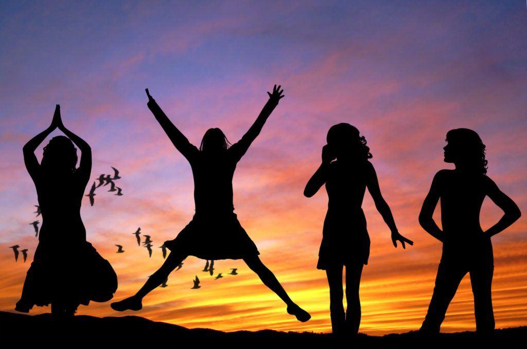 3 ways to create a wellness tribe | Elika Tasker