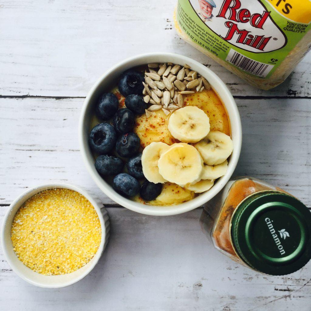 Polenta Porridge Recipe | Elika Tasker