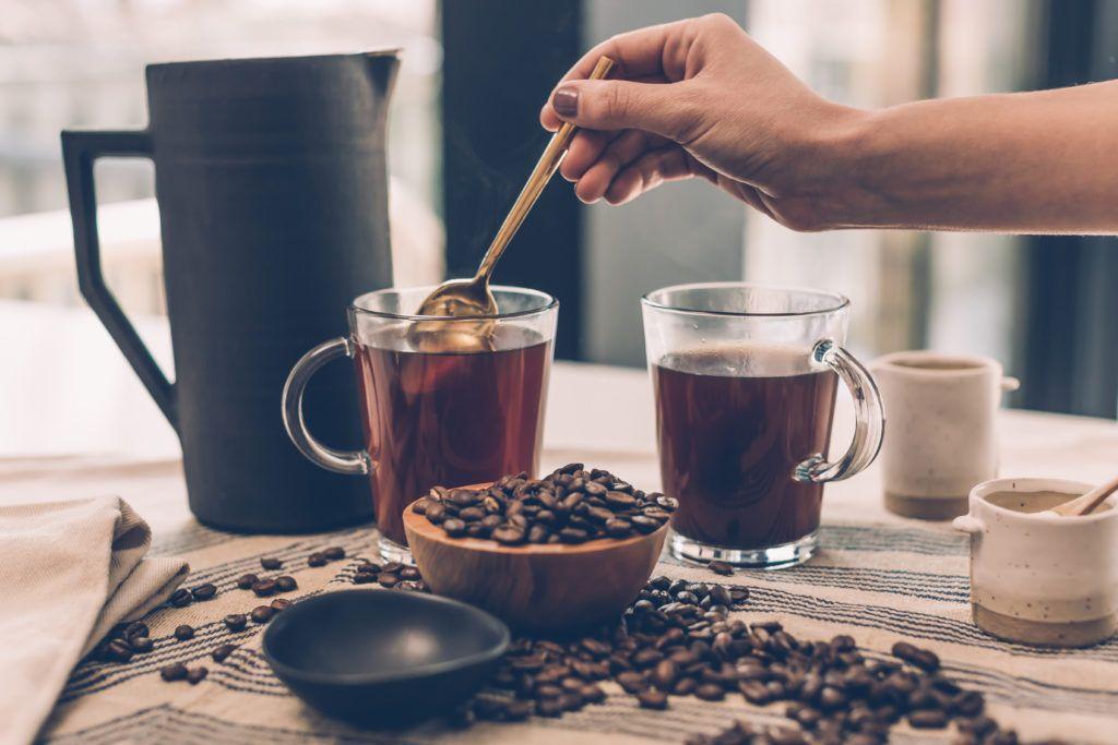 Is coffee good for you | Elika Tasker