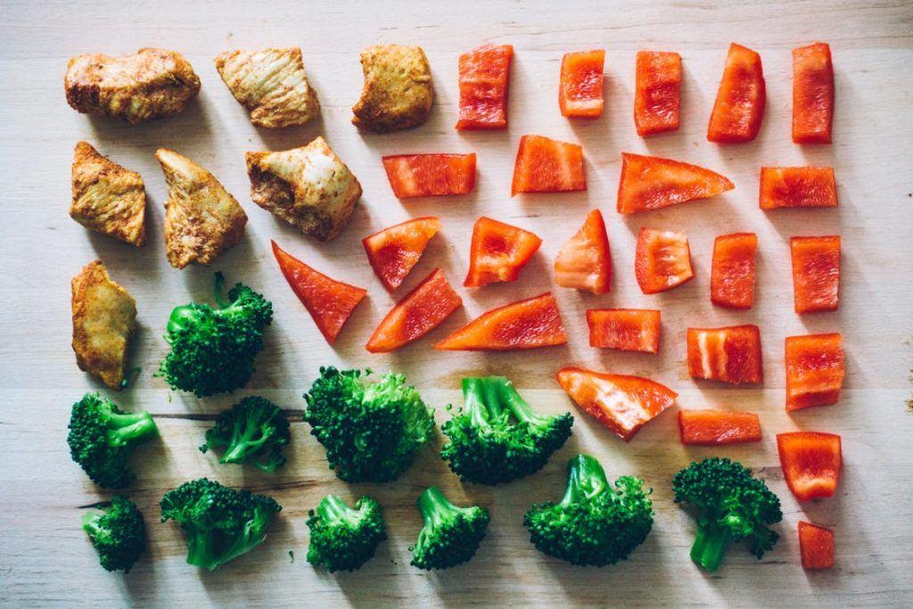 importance of food prep | Elika Tasker