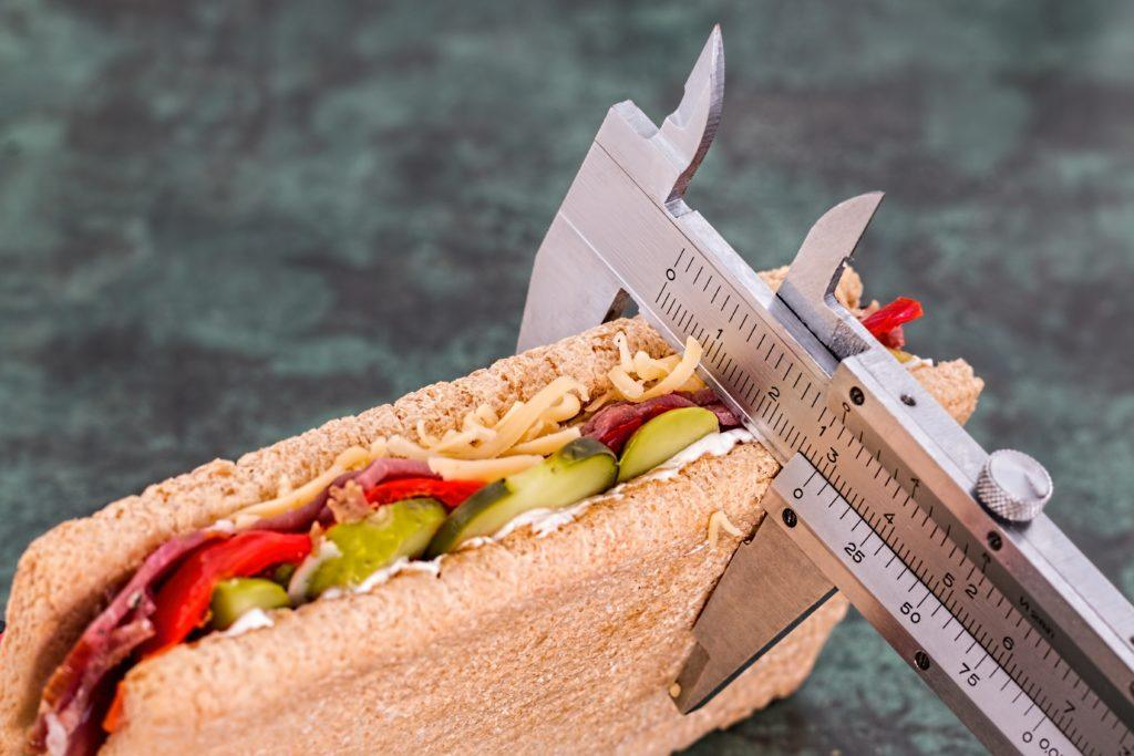 Counting Calories not a priority | Elika Tasker