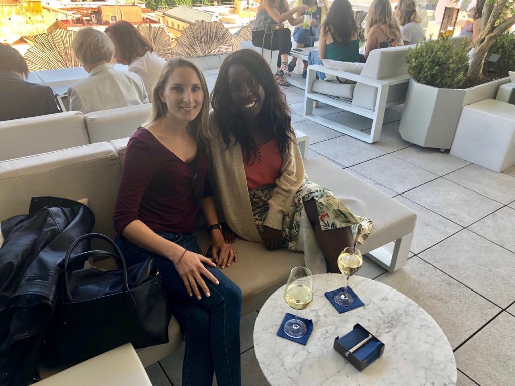 The Importance of Female Bonding to Health | Elika Tasker