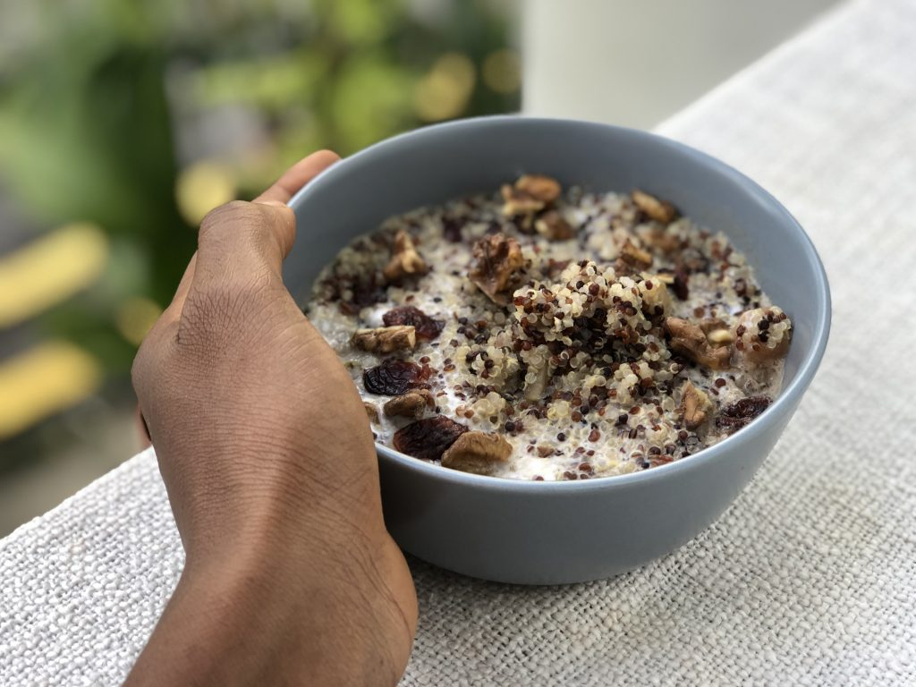 Quinoa Porridge Landscape_Elika Takser