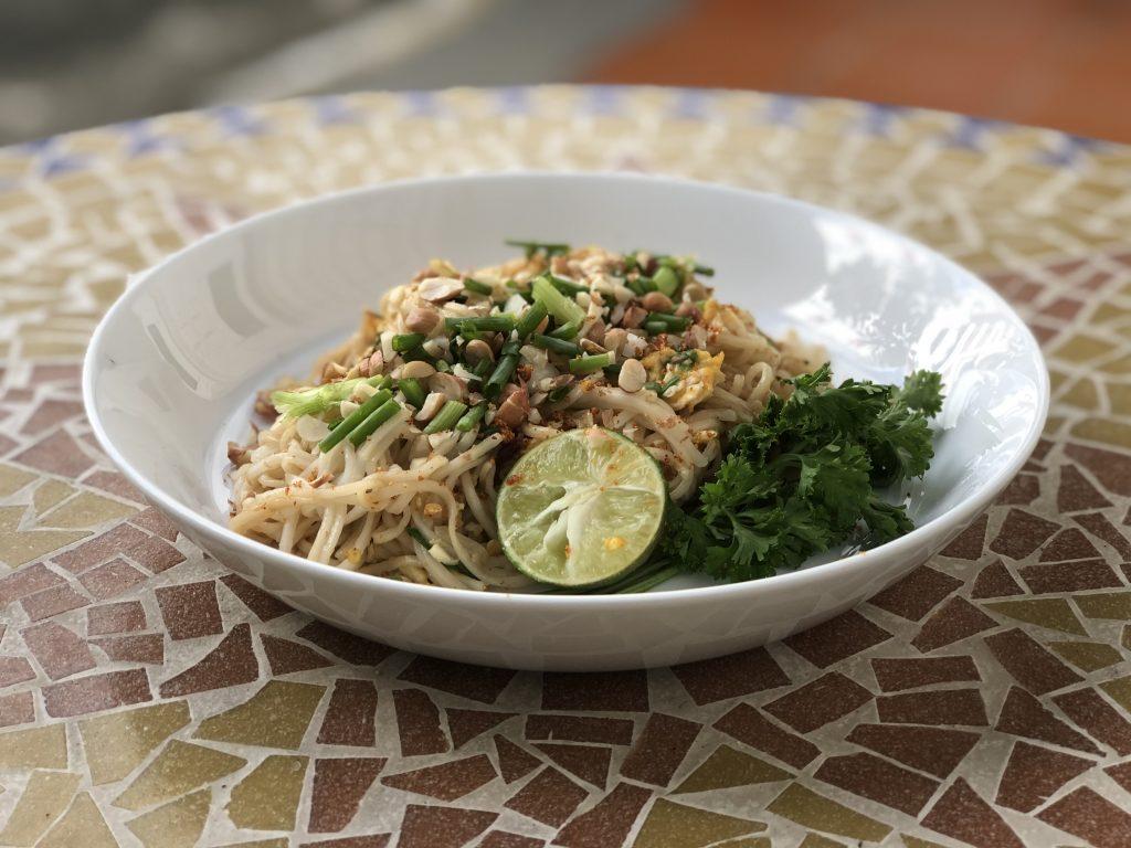 Pad Thai Recipe | Elika Tasker