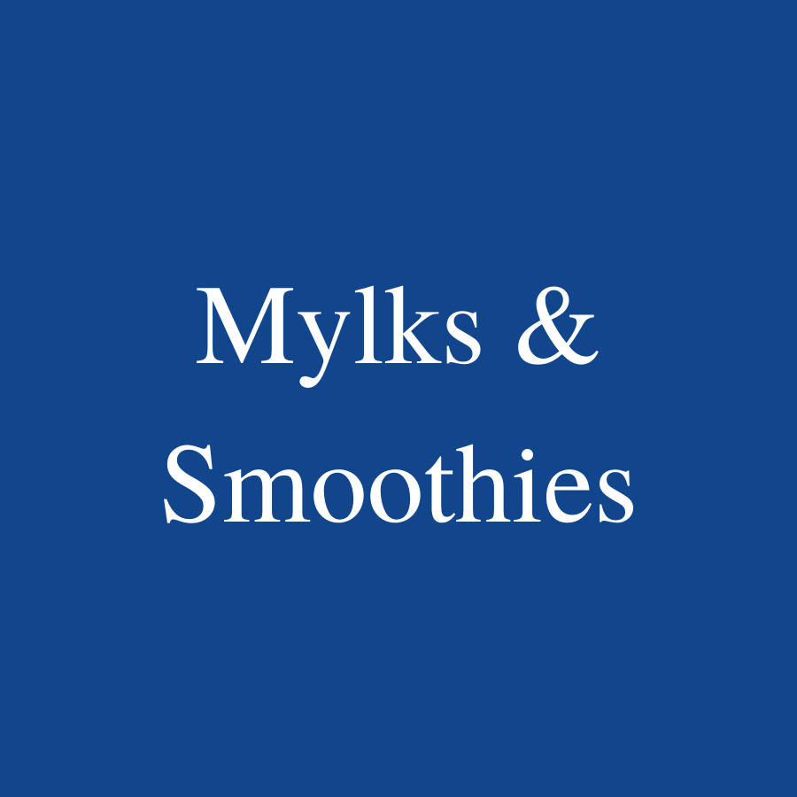 mylks & smoothies