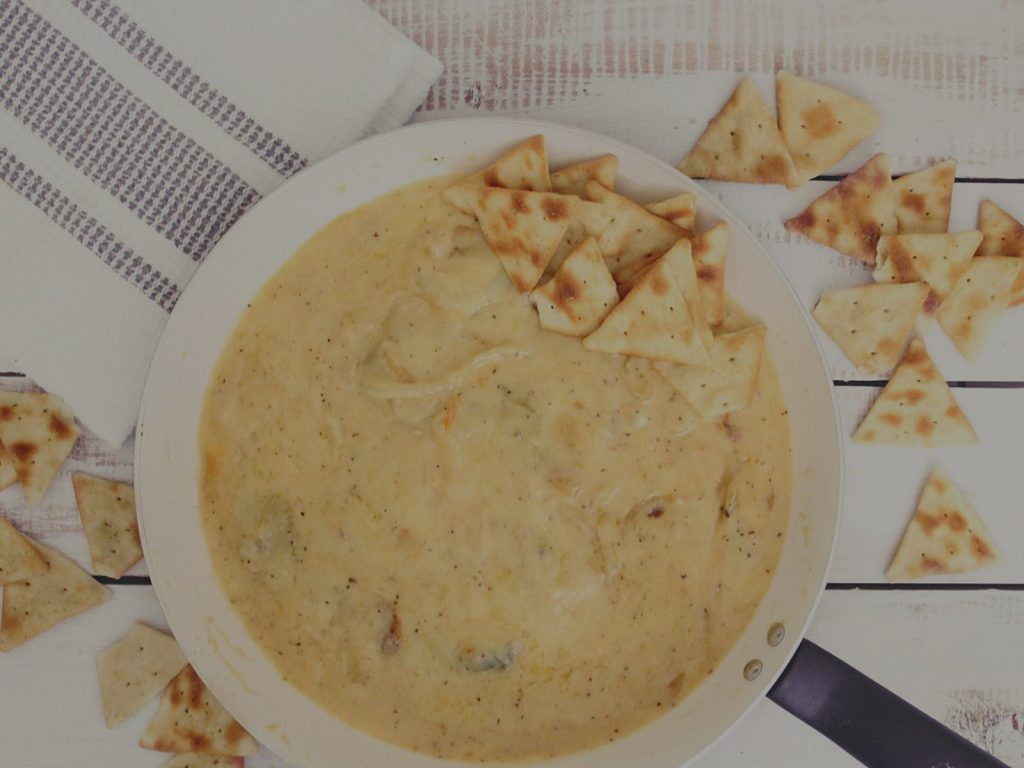 Nacho Cashew Cheese Sauce Recipe _ Elika Tasker