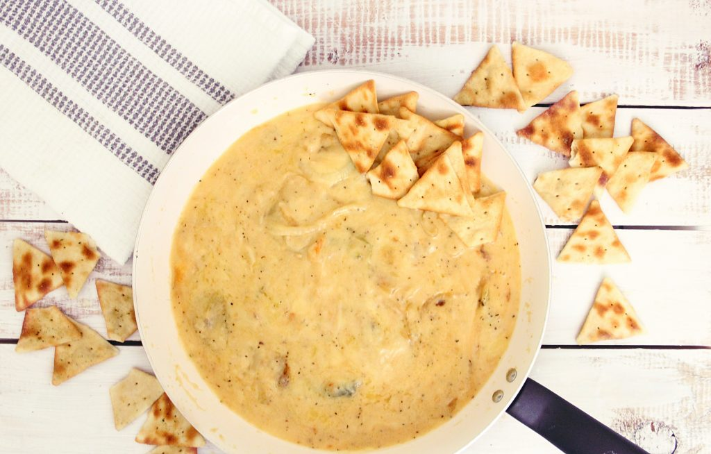 Nacho Cashew Cheese Sauce Recipe | Elika Tasker