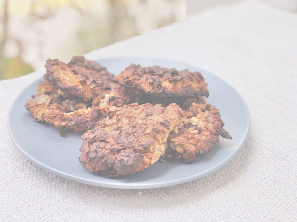 Breakfast Cookie Recipe _ Elika Tasker